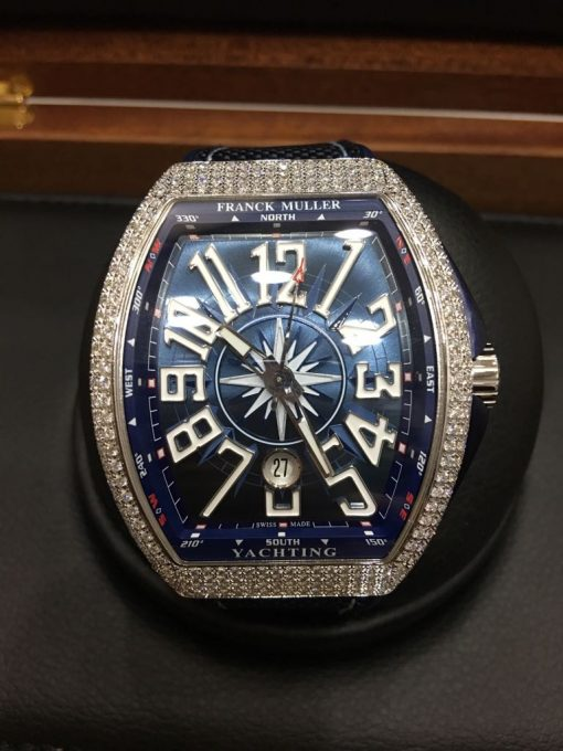 Brand New Franck Muller Vanguard Yachting